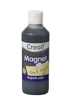 Obrázek Magnetická barva černá - 250 ml