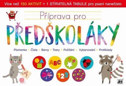 Obrázek JIRI MODELS Pracovní knížka - Příprava pro předškoláky