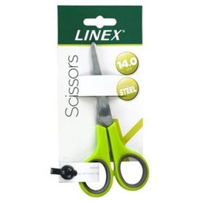 Obrázek Linex 4846 školní nůžky - 14 cm