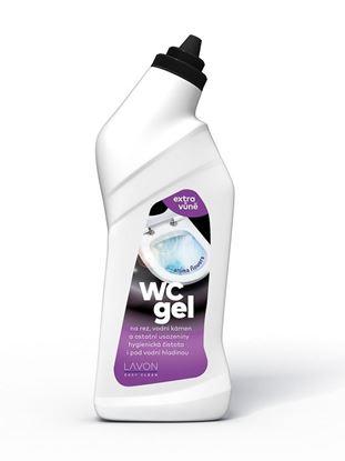 Obrázek Lavon WC gel aroma flowers 750 ml