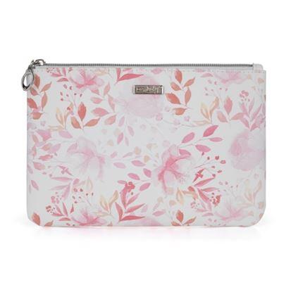 Obrázek KPP Oxylady kosmetická taška Pink flowers plochá