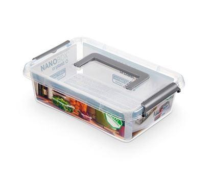 Obrázek Nanobox box Donau antibakteriální 3,1l 1 ks