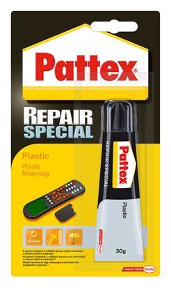 Obrázek Lepidlo Pattex - Plasty / 30 g