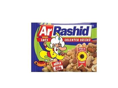Obrázek Oříšky - Arrashis směs solená 60g