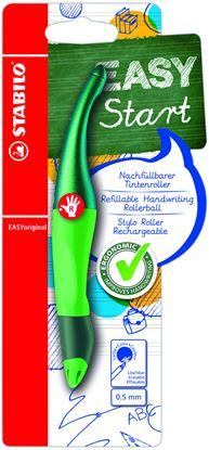 Obrázek Inkoustový roller STABILO EASY Original Holograph - zelená / pro praváky