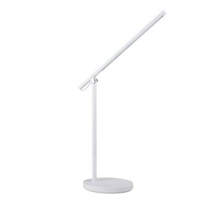 Obrázek Kancelářská stolní LED lampa Kanlux Rexar bílá