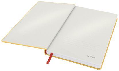 Obrázek Kniha záznamní Leitz COSY - A5 / linka / teplá žlutá