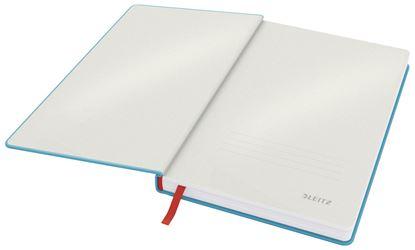 Obrázek Kniha záznamní Leitz COSY - A5 / linka / klidná modrá