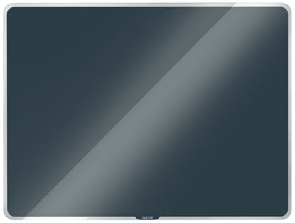 Obrázek Tabule magnetická skleněná Leitz COSY - 60 x 40 cm / sametově šedá
