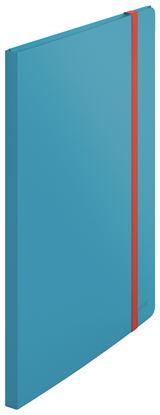 Obrázek Prezentační desky A4 Leitz COSY - 20 kapes / klidná modrá