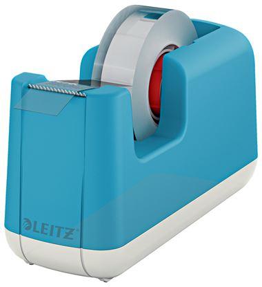 Obrázek Stolní odvíječ lepicí pásky Leitz COSY - klidná modrá