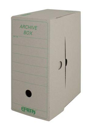 Obrázek Archivní box Emba - 33 cm x 26 cm x 15 cm / starý motiv
