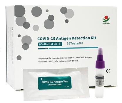 Obrázek COVID-19 Antigen Detection Kit - antigenní test