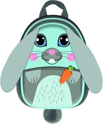 Obrázek Dětský batoh JIRI MODELS králík / Hurá kolekce