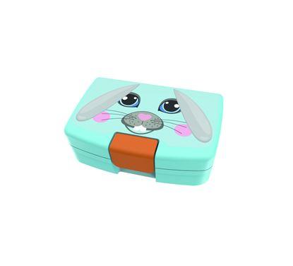 Obrázek Box na svačinu JIRI MODELS králík / Hurá kolekce