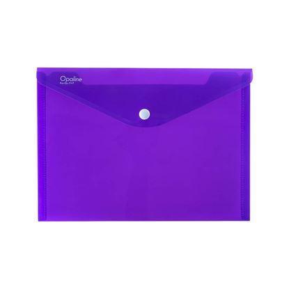 Obrázek Spisové desky s drukem - A4 / fialová