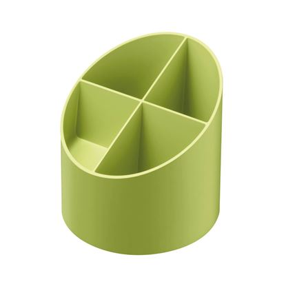 Obrázek Stojánek na psací potřeby Herlitz GREENline - zelená