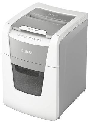 Obrázek Skartovací stroj Leitz IQ AutoFeed - 100 P5  / řez 2 x 15 mm