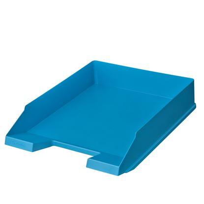 Obrázek Kancelářský box na spisy Herlitz GREEnline - světle modrá