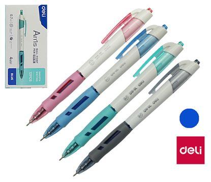 Obrázek Kuličkové pero DELI Arris - barevný mix