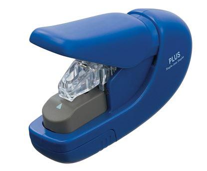 Obrázek Kancelářký sešívač PLUS bezdrátkový - modrá