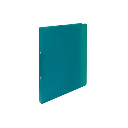Obrázek Desky A4 kroužkové Opaline - 2 - kroužek / mint / mátová
