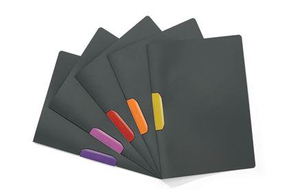 Obrázek Desky A4 DURASWING® Color  - kapacita 30 listů / barevný mix