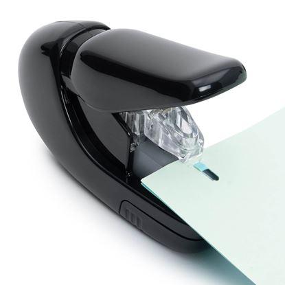 Obrázek Kancelářký sešívač PLUS bezdrátkový - černá