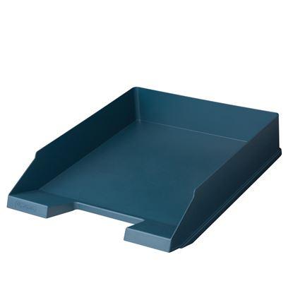 Obrázek Kancelářský box na spisy Herlitz GREEnline - tmavě modrá