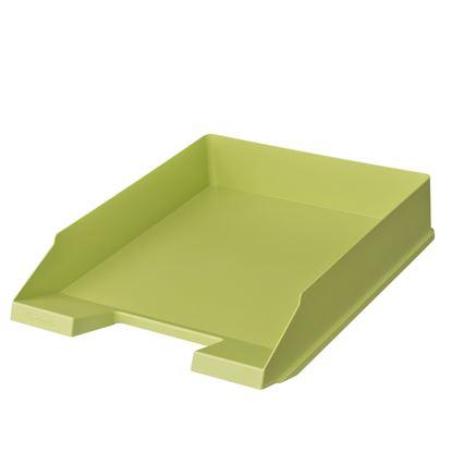 Obrázek Kancelářský box na spisy Herlitz GREEnline - zelená