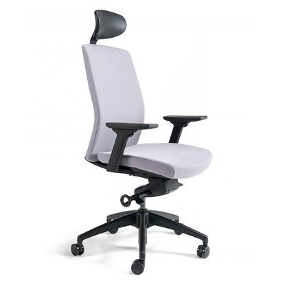 Obrázek Kancelářská židle J2 - černá