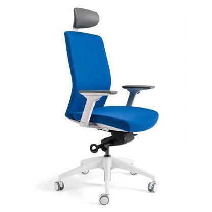 Obrázek Kancelářská židle J2 - bílá