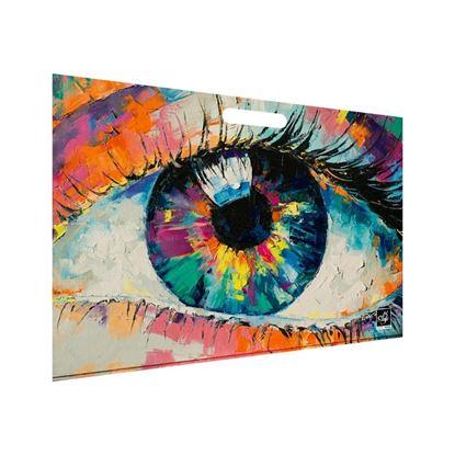 Obrázek Desky na výkresy A3 - Monet / Oko