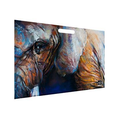Obrázek Desky na výkresy A3 - Monet / Slon