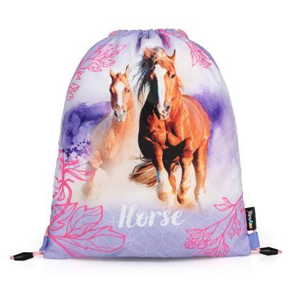 Obrázek Sáček na přezůvky - Kůň
