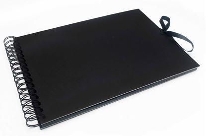 Obrázek Album A4 - 300x210 - černá